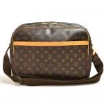 Louis Vuitton Reporter GM Monogram Canvas Shoulder Bag