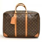 Vintage Louis Vuitton Sirius 45 Monogram Canvas Travel Bag