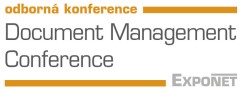 Logo konference Document Management Conference