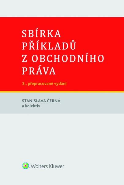 Sbírka příkladů z obchodního práva, 3. vydání